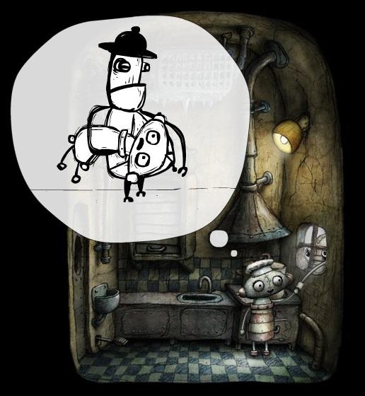 Artistry in Games machinarium-game-4 The Art of Machinarium Features