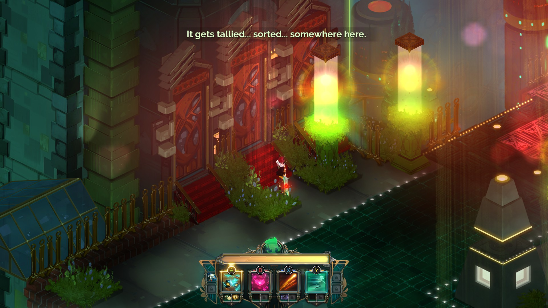 transistor review artistry in games