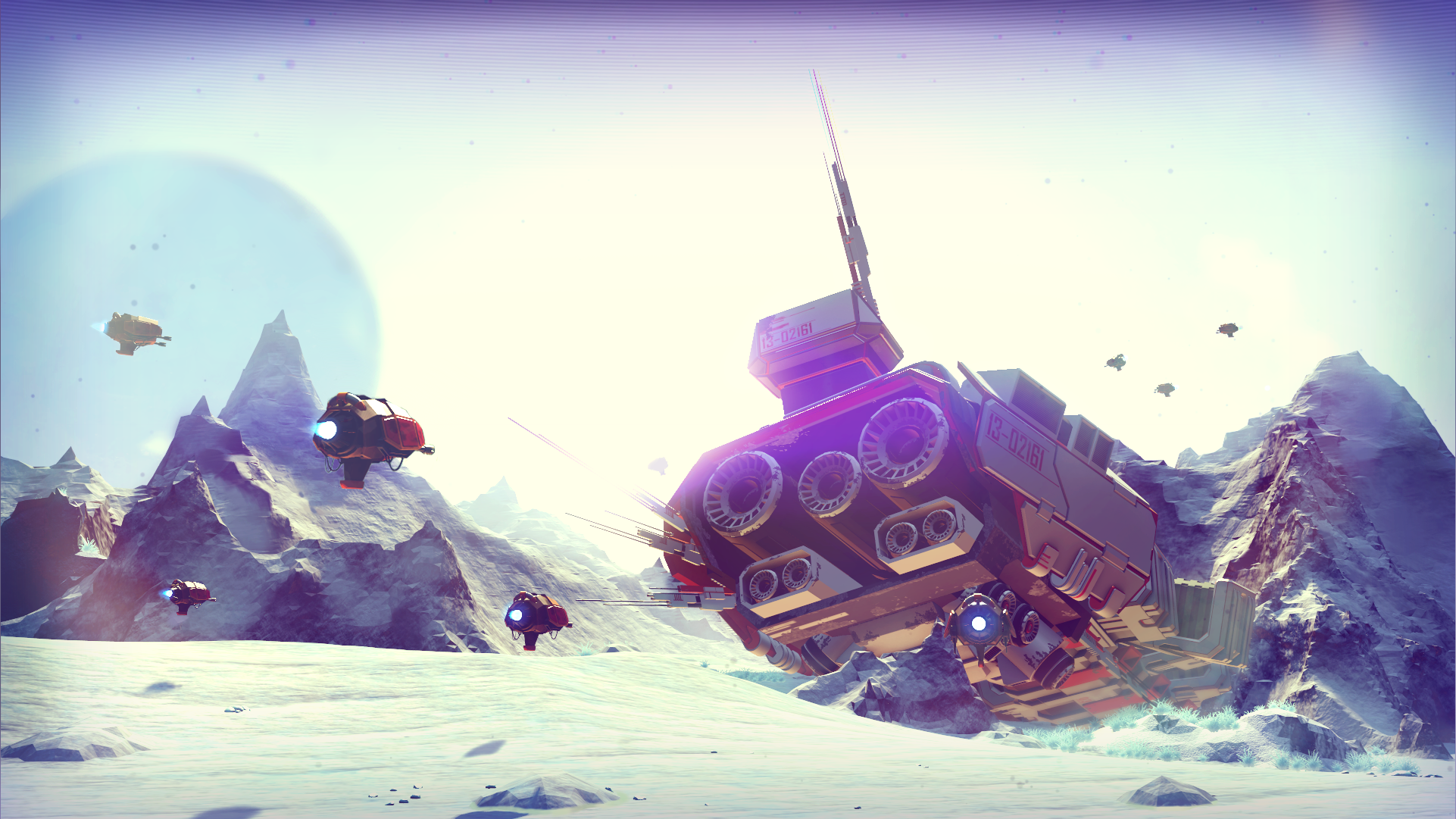 Artistry in Games Becron5 No Man's Sky: Looking Deeper At One Of E3's Biggest Hits Features
