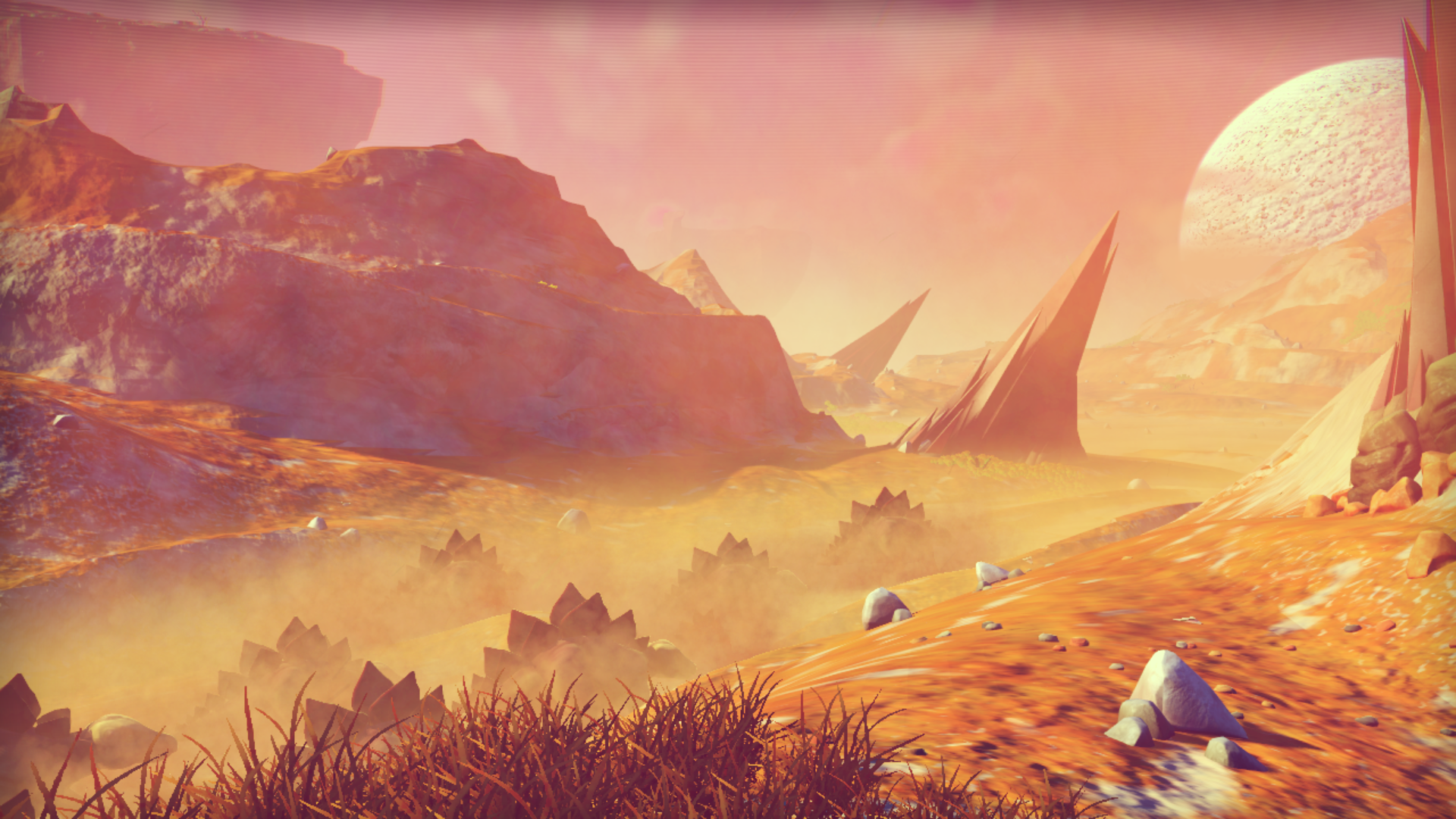 Artistry in Games Creature No Man's Sky: Looking Deeper At One Of E3's Biggest Hits Features