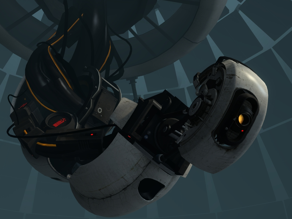 Artistry in Games Glados_new_lair The Women that Gaming got Right: Portal's GLaDOS Series  writing Women In Gaming portal 2 Portal PC feminism