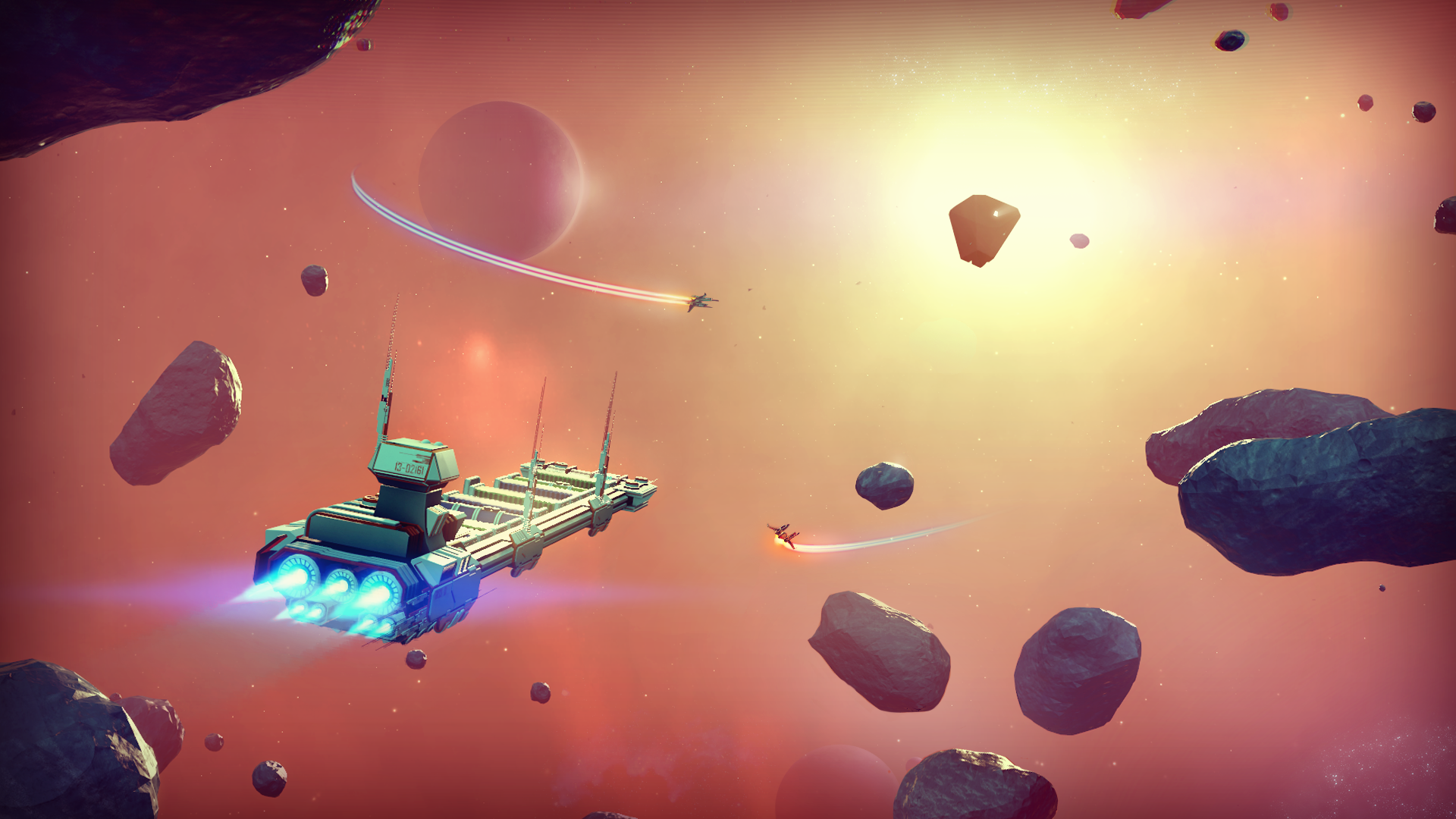 Artistry in Games GlattrecSystem No Man's Sky: Looking Deeper At One Of E3's Biggest Hits Features