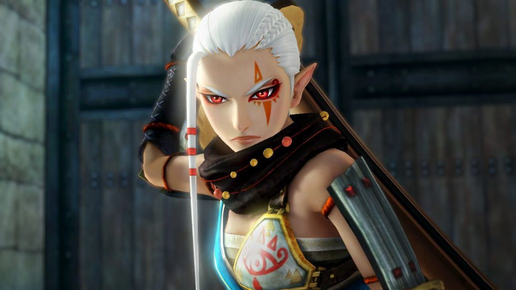 Artistry in Games WiiU_HyruleWarriors_scrn06_E3-1036x583 Nintendo - E3's Strong Female Protagonists Opinion  Women In Gaming Nintendo e3