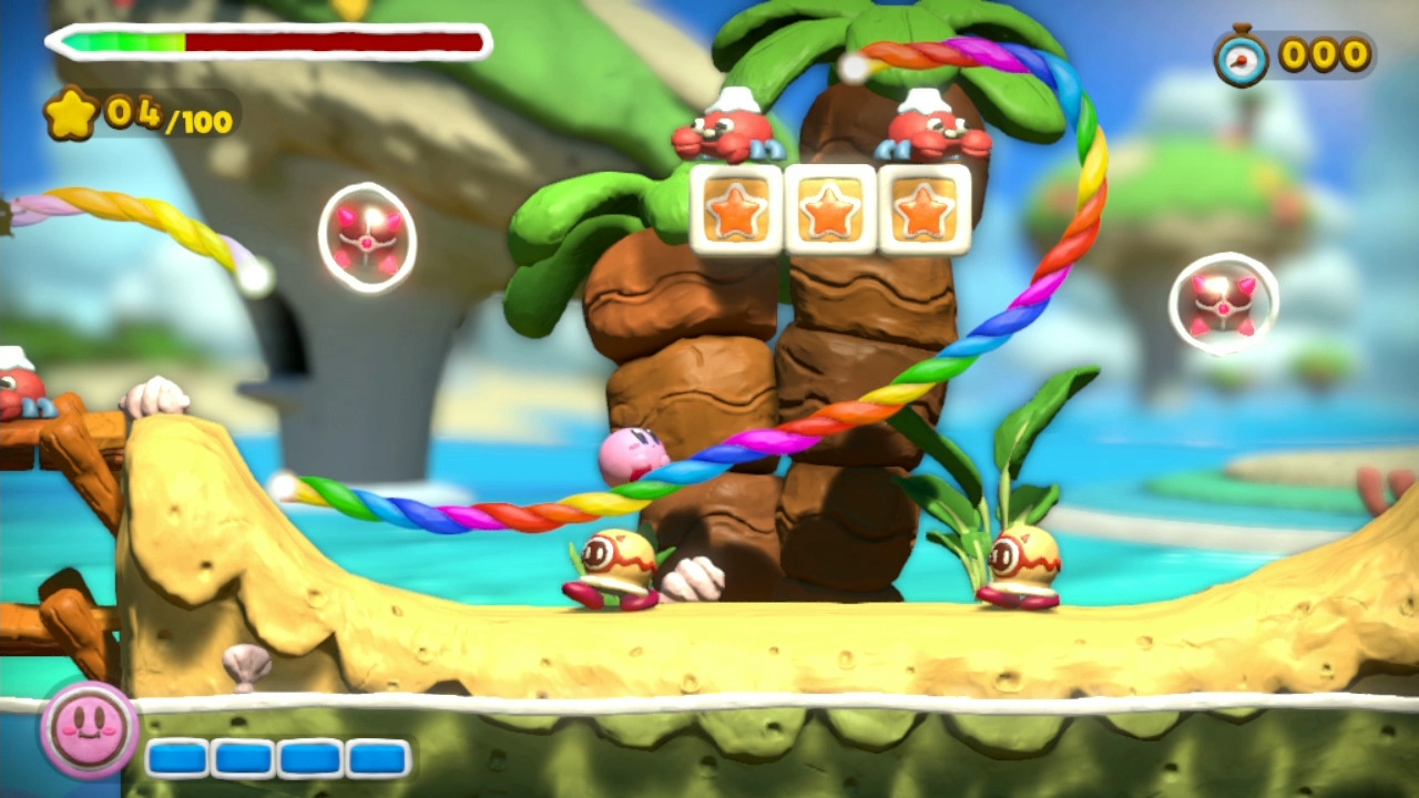 Artistry in Games WiiU_Kirby_scrn09_E3 E3 - Reintroducing Gamers To Colors Features  e3 Colors In Art
