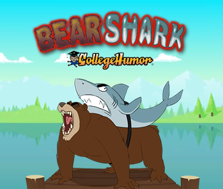 Artistry in Games bearshar BearShark Video Game Adaptation Launches on Nintendo 3DS News  releases news digital downloads 3DS