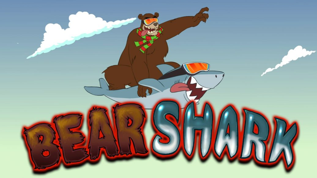 Artistry in Games bearshark_banner-1036x583 BearShark Video Game Adaptation Launches on Nintendo 3DS News  releases news digital downloads 3DS