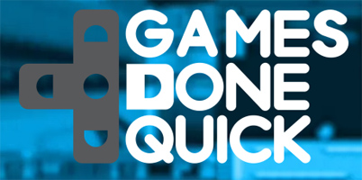 Artistry in Games gamesdonequick Summer Games Done Quick 2014 Gets Off to Strong Start News  twitch sgdq news charity