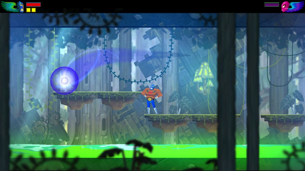 Artistry in Games guacamelee2-1036x583 Guacamelee! Super Turbo Championship Edition Set For Launch July 1 News  releases news lucha libre guacamelee