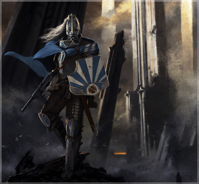 Art from the game's Kickstarter page