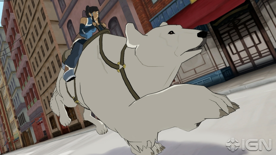 Artistry in Games korra Platinum Games Set For Legend of Korra Adaptation News  platinum games news game announcements