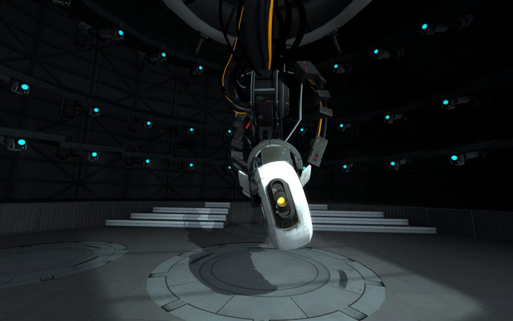 Artistry in Games portal-glados-1024x640 The Women that Gaming got Right: Portal's GLaDOS Series  writing Women In Gaming portal 2 Portal PC feminism