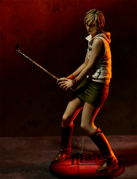 Artistry in Games silenthill-heathermason-figurine Game Over: Facing Failure Opinion  gaming failure Culture
