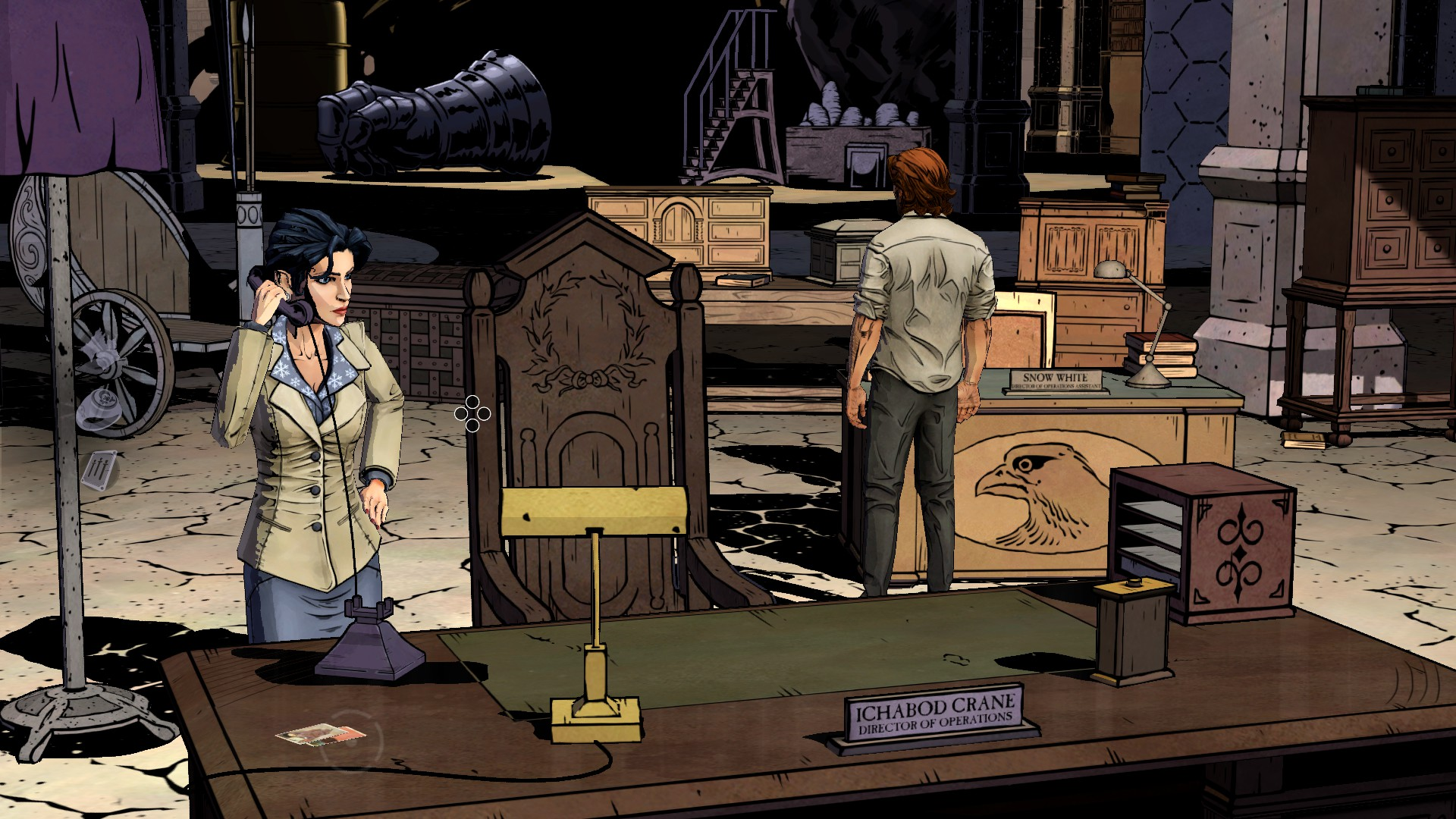 Artistry in Games 2014-07-08_00011 The Wolf Among Us Review Reviews