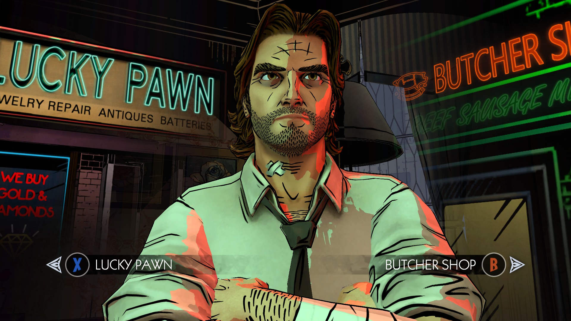 Artistry in Games 2014-07-09_00027 The Wolf Among Us Review Reviews