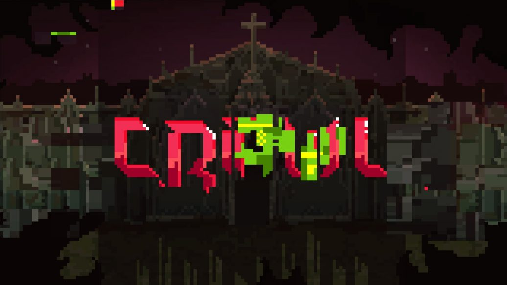Artistry in Games 2014-08-08_00001-1036x583 Crawl (Early Access) Preview Opinion  Vs. Versus souls Singleplayer single-player RPG PvP Player PC Online Offline NPC multiplayer multi-player multi monsters monster Local early Dungeon Dark D&D cthulu Crawler Crawl AI access