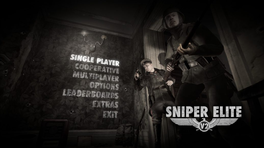Artistry in Games 2014-06-10_00020-1036x583 Still Alive! Sniper Elite V2 (PC) Series  v2 sniping sniper respawn Online multiplayer multi-player headshot games game Cooperative Co-op Artistry afrika