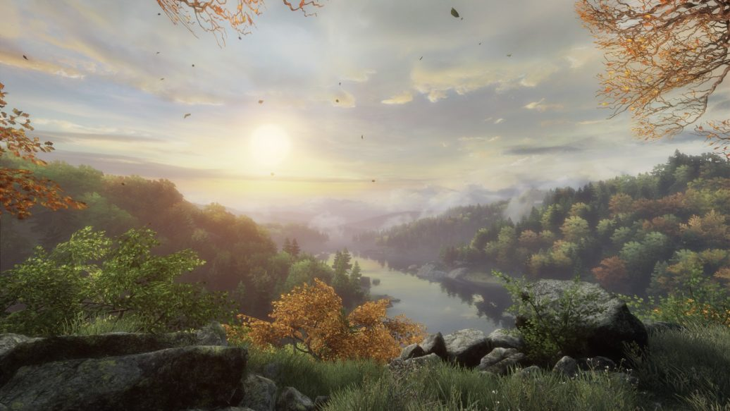 Artistry in Games 2014-09-25_00008-1036x583 The Vanishing of Ethan Carter Review: Vanish Into This Tale Reviews  Wells verne the vanishing of ethan carter PS4 PC narrative lovecraft jules indie horror GOG.com GOG exploration ethan carter ethan cthulu carter astronauts astronaut
