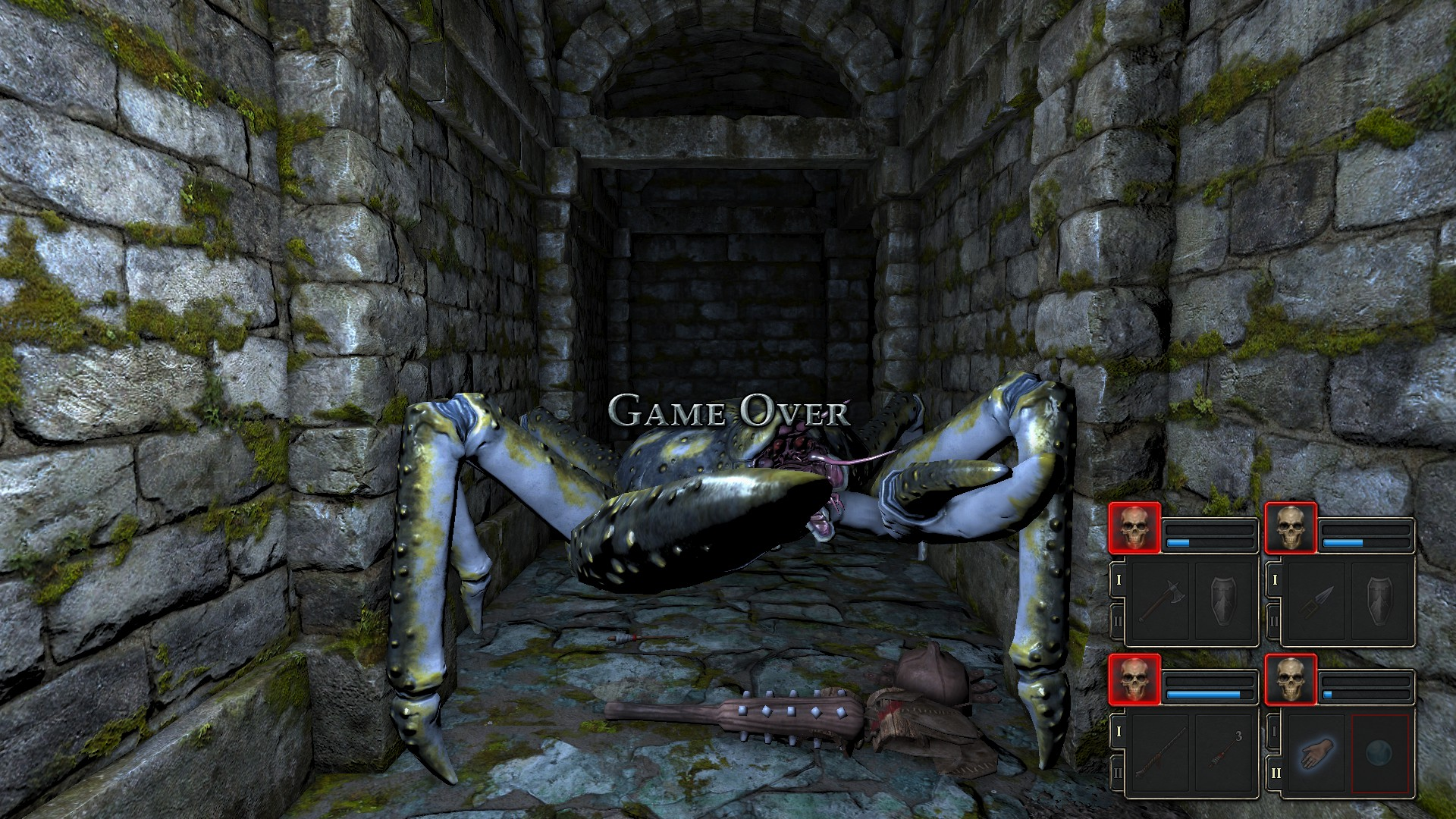 Artistry in Games 2014-10-09_00001 Legend of Grimrock 2 Review Reviews  RPG review retro PC old-school legend of grimrock indie grimrock dungeon crawling Dungeon challenging almost human