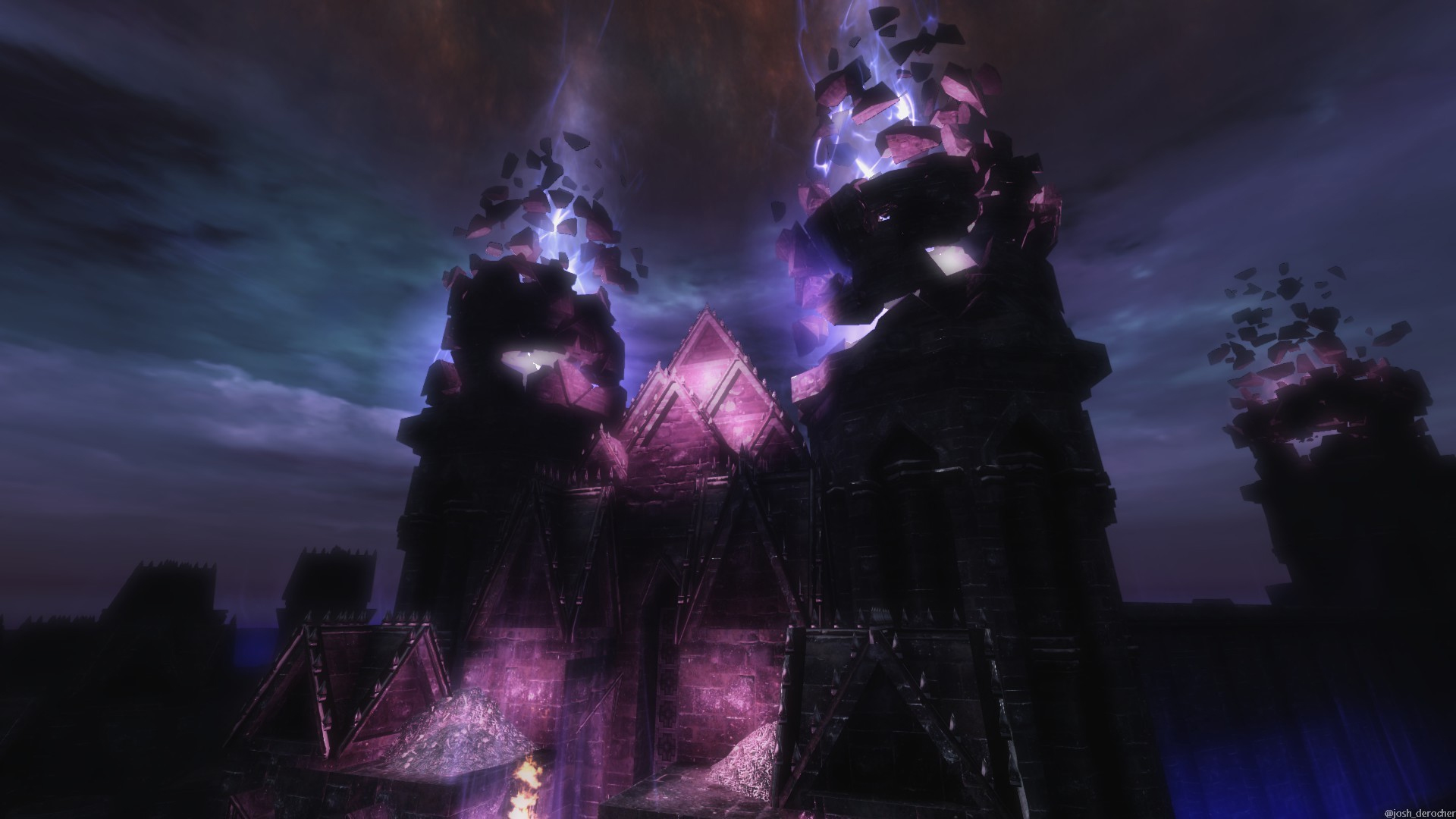 Soul Cairn, Skyrim featured
