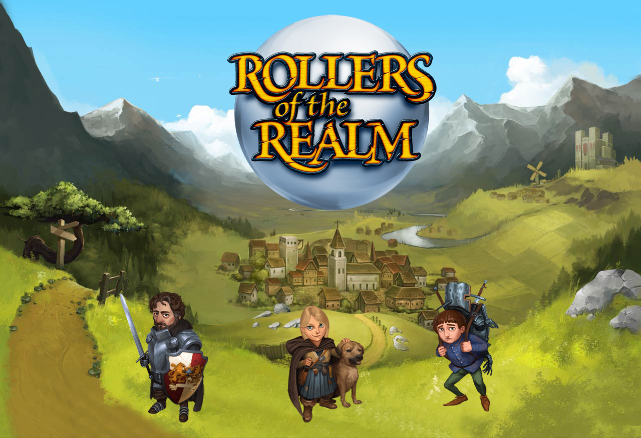 rollers of the realm first impressions review artistry in games