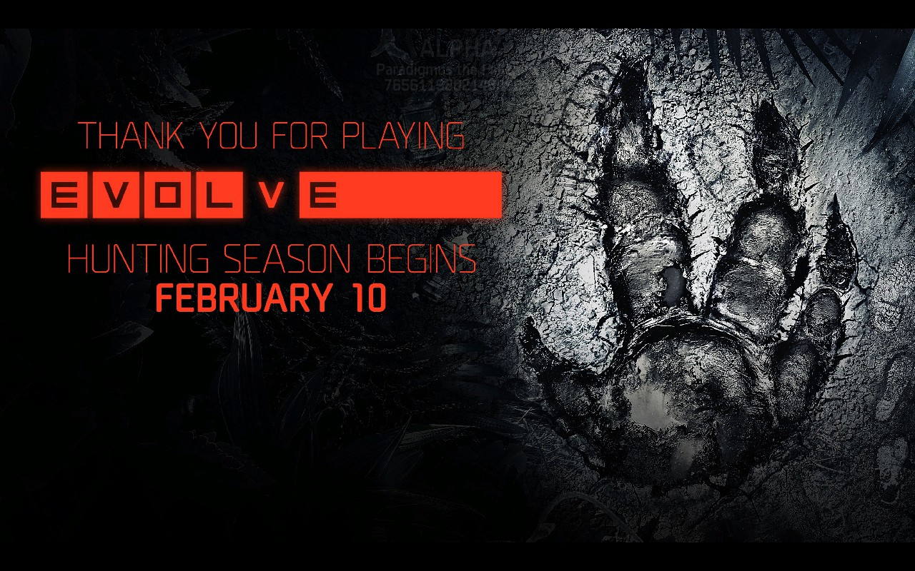 "Artistry in Games 2014-11-01_00003 Evolve ""Big Alpha"" PC Preview Amazon Opinion  XBox Turtlerock Turtle TPS Test Take2 Stealth Rock Preview Pretentious Playstation PC One multiplayer monster Look Kraken in Hunters Hunter Goliath games game FPS first evolve Competitive Big Beta Artistry Action 4 2K #ps4"