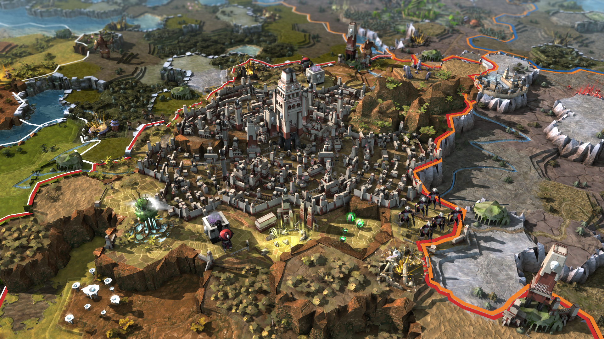 Endless Legend Review | Artistry in Games