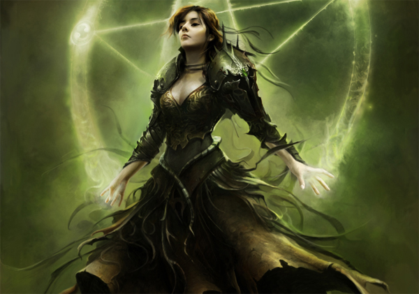 Virtually Spellbinding Legendary Witches In Gaming