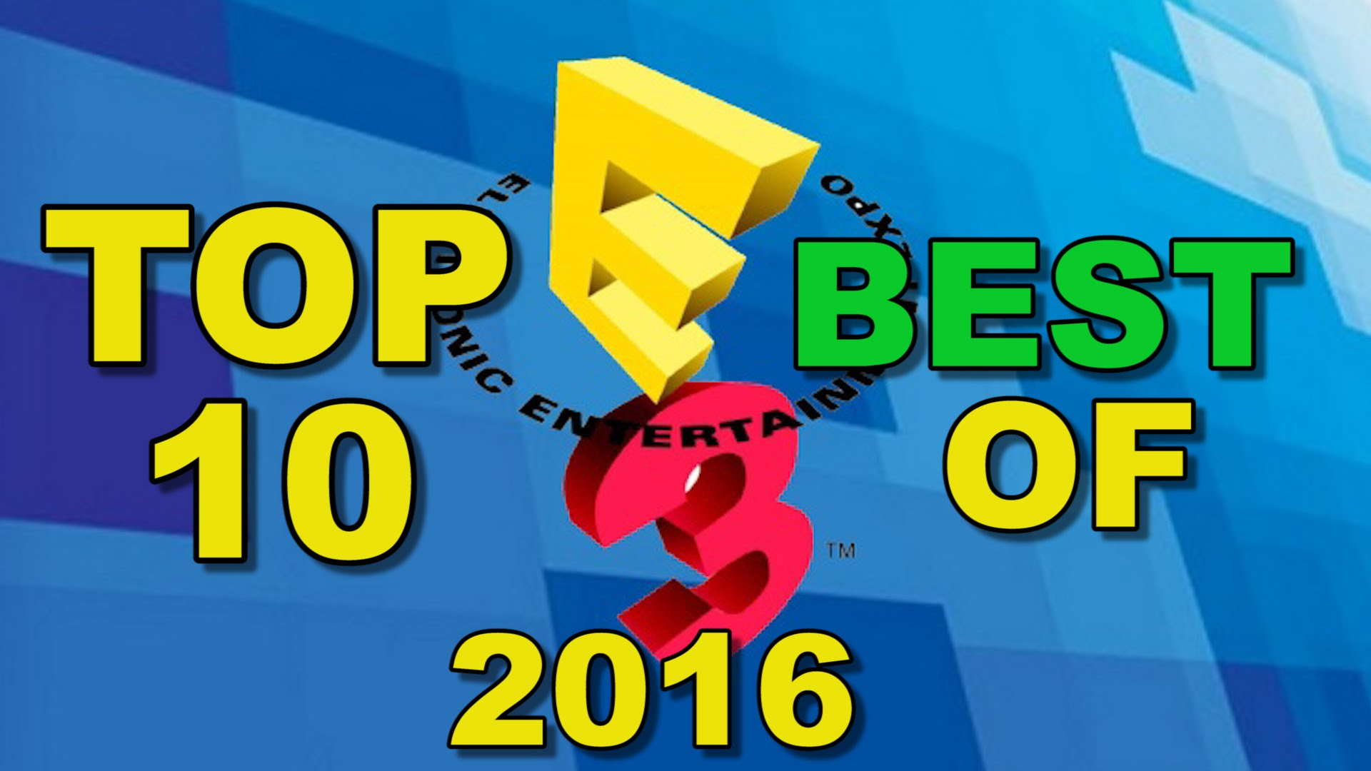 Homesick Game Top 10 Best Things At E3 2016 Artistry In Games