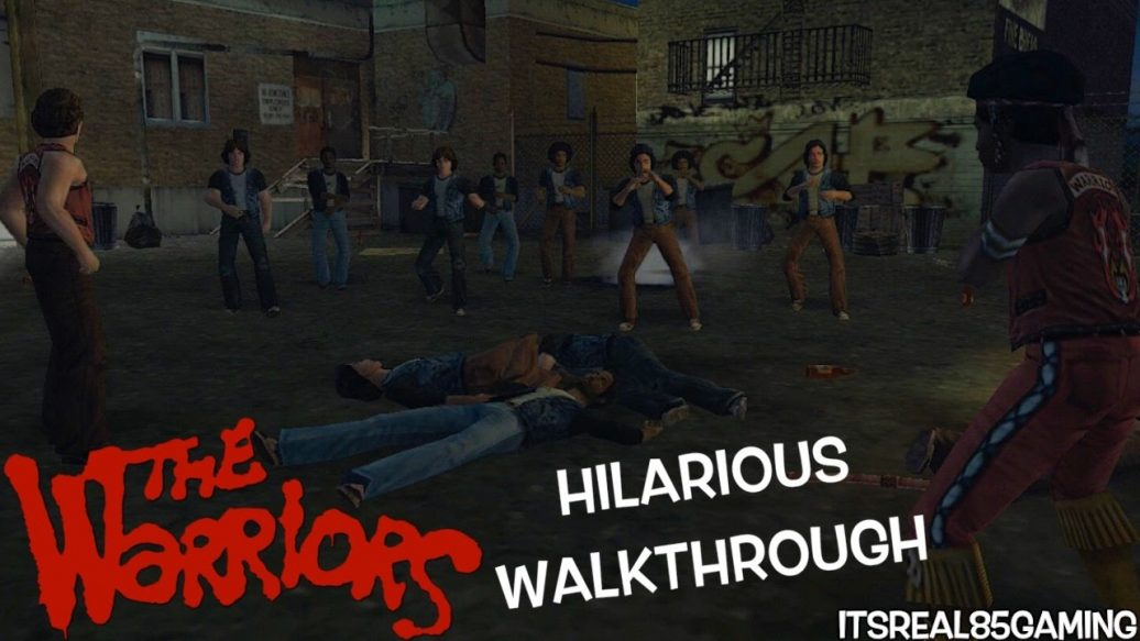 """Artistry in Games FUNNY-THE-WARRIORS-GAMEPLAY-WITH-ITSREAL85-1036x583 FUNNY """"THE WARRIORS"""" GAMEPLAY WITH ITSREAL85! News  the warriors walkthrough lets play the warriors video game comedy the warriors gameplay itsreal85 itsreal85vids voiceover dubs itsreal85gaming channel itsreal85 gaming channel commentary hilarious comedy gameplay itsreal85 comedy gaming short"""