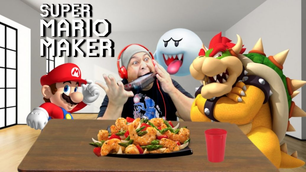 Artistry in Games I-ATE-MY-FKING-CONTROLLER-SUPER-MARIO-MAKER-83-1036x583 I ATE MY F#%KING CONTROLLER!! [SUPER MARIO MAKER] [#83] News  super mario maker rage quit lol lmao levels hilarious HD hardest Gameplay funny moments ever dashiexp dashiegames Commentary best