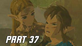 Legend Of Zelda Breath Of The Wild Walkthrough Part 37 Final