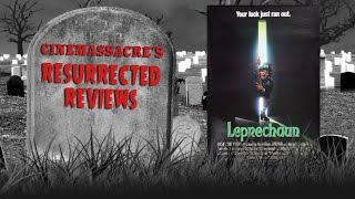 Artistry in Games Leprechaun-1993-Movie-Review Leprechaun (1993) Movie Review News  leprechaun