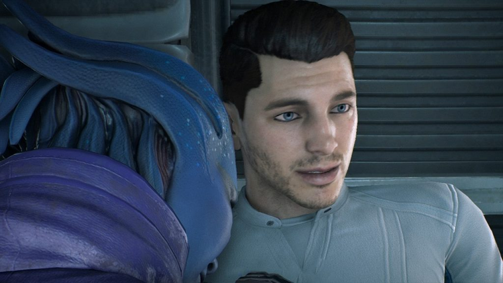 Mass Effect Andromeda: Darf ich vorstellen - Peebee   News