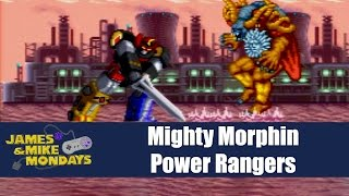 Artistry in Games Mighty-Morphin-Power-Rangers-SNES-James-Mike-Mondays Mighty Morphin Power Rangers (SNES) James & Mike Mondays News  Super Nintendo super SNES Power Rangers SNES Rangers Ranger Power Rangers Cinemassacre Power Rangers Power playthrough Nintendo Morphin Mike Mighty Morphn Power Rangers Gameplay Mighty Morphin Power Rangers Walkthrough Mighty Morphin Power Rangers Playthrough Mighty Morphin Power Rangers Guide Mighty Morphin Power Rangers Mighty longplay James and Mike Mondays Gameplay Cinemassacre Power Rangers cinemassacre angry video game nerd