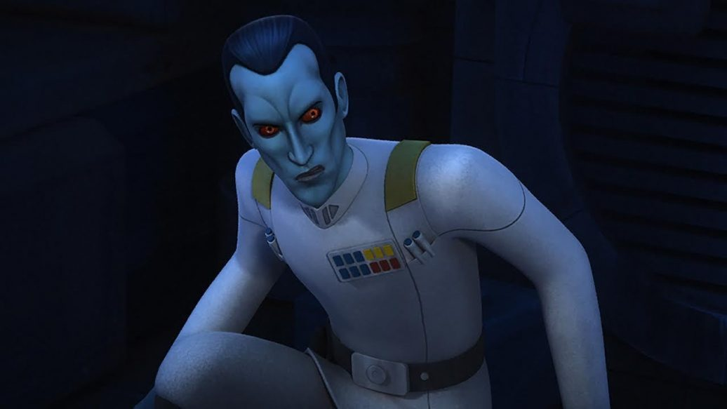 Artistry in Games Star-Wars-Rebels-Season-3-Finale-Reaction-1036x583 Star Wars Rebels - Season 3 Finale Reaction News  zero hour thrawn Star Wars Rebels shows season finale season 3 finale season 3 lothall lothal IGN Grand Admiral Thrawn feature disney xd Agent Kallus Action-Adventure