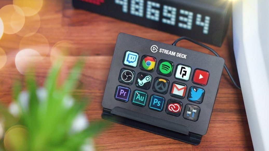 Artistry in Games Elgato-Stream-Deck-Unboxing-First-Look-1036x583 Elgato Stream Deck Unboxing & First Look! Amazon Reviews  youtube xsplit unboxing twitch tutorial technology streaming stream deck setup stream deck stream setup set up review randomfrankp PC OBS livestream live keyboard gaming game capture first look elgato deck 2017