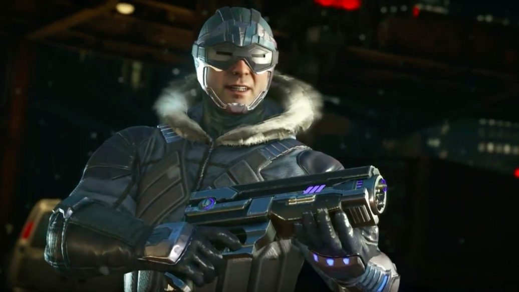 Artistry in Games Injustice-2-Captain-Cold-Official-Trailer-1036x583 Injustice 2 - Captain Cold Official Trailer News  Xbox One Warner Bros. Interactive trailer the rogues NetherRealm Studios Injustice 2 IGN games Fighting Captain Cold #ps4