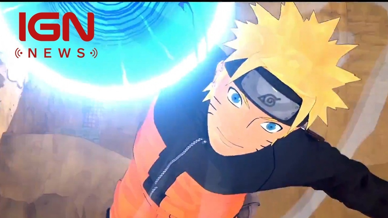 New Naruto Game, Remasters Announced \u2013 IGN News  Artistry in Games