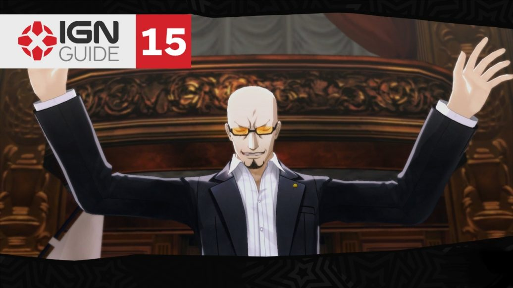 Artistry in Games Persona-5-Walkthrough-Story-Mission-Shidos-Cruiser-1515-1036x583 Persona 5 Walkthrough - Story Mission: Shido's Cruiser (15/15) News  sega RPG PS3 persona 5 P-Studio IGN Guide games atlus #ps4