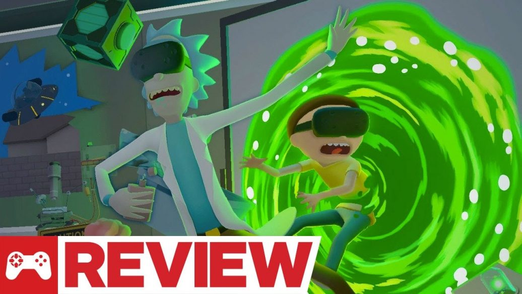 Artistry in Games Rick-and-Morty-Virtual-Rick-ality-Review-1036x583 Rick and Morty: Virtual Rick-ality Review News  VR top videos simulation Rick and Morty: Virtual Rick-ality review PC Owlchemy Labs ign game reviews IGN games game reviews Adult Swim Digital Adult Swim
