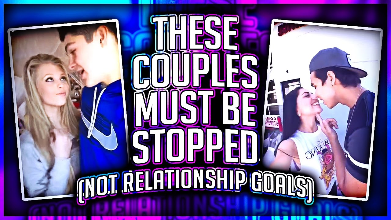 THESE CRINGEY COUPLES MUST BE STOPPED NOT