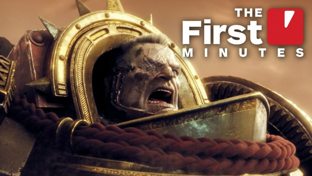 Artistry in Games The-First-10-Minutes-of-Dawn-of-War-3-1036x583 The First 10 Minutes of Dawn of War 3 News  warhammer 40k warhammer 40000 strategy sega Relic PC IGN Gameplay firstminutes first minutes dawn of war 3