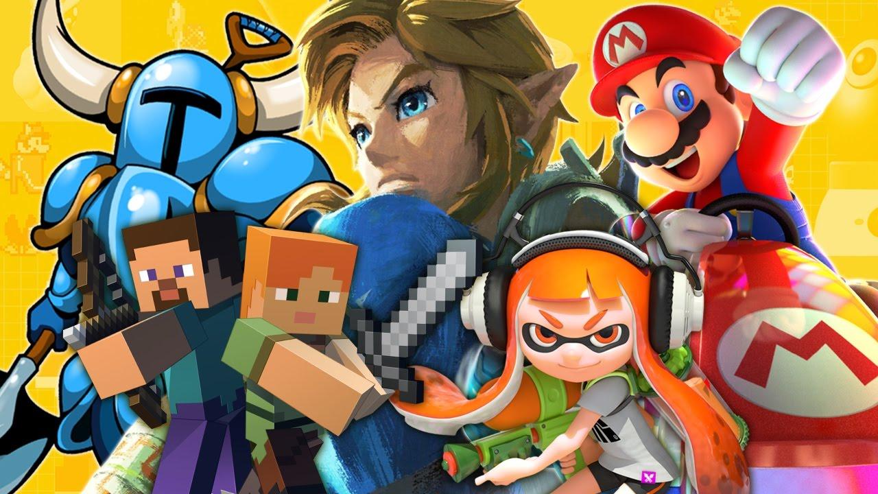 Best Wii U Games : Top wii u games spring artistry in