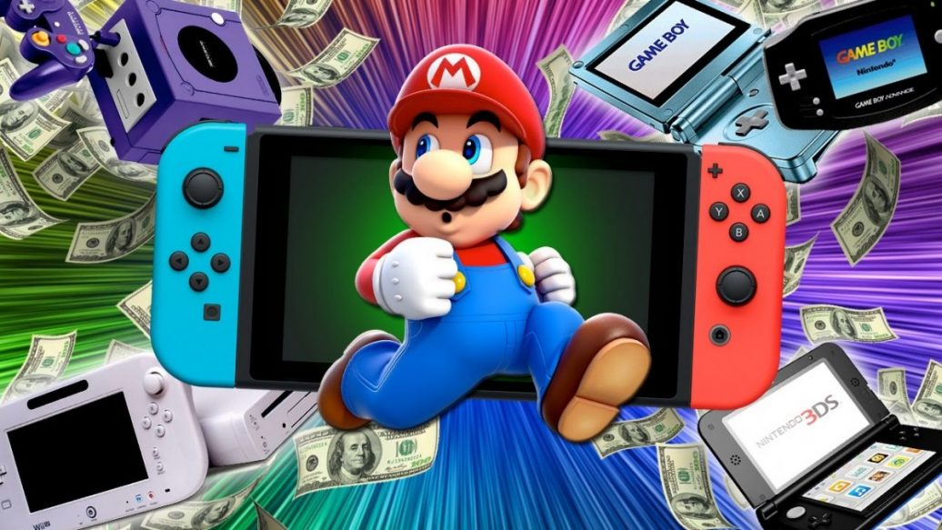 Artistry in Games Can-Nintendo-Switch-Outsell-These-Nintendo-Systems-Up-At-Noon-Live-1036x583 Can Nintendo Switch Outsell These Nintendo Systems? - Up At Noon Live! News  Up At Noon Live Up At Noon top videos switch Nintendo Switch Nintendo max scoville IGN Hardware games feature companies brian altano
