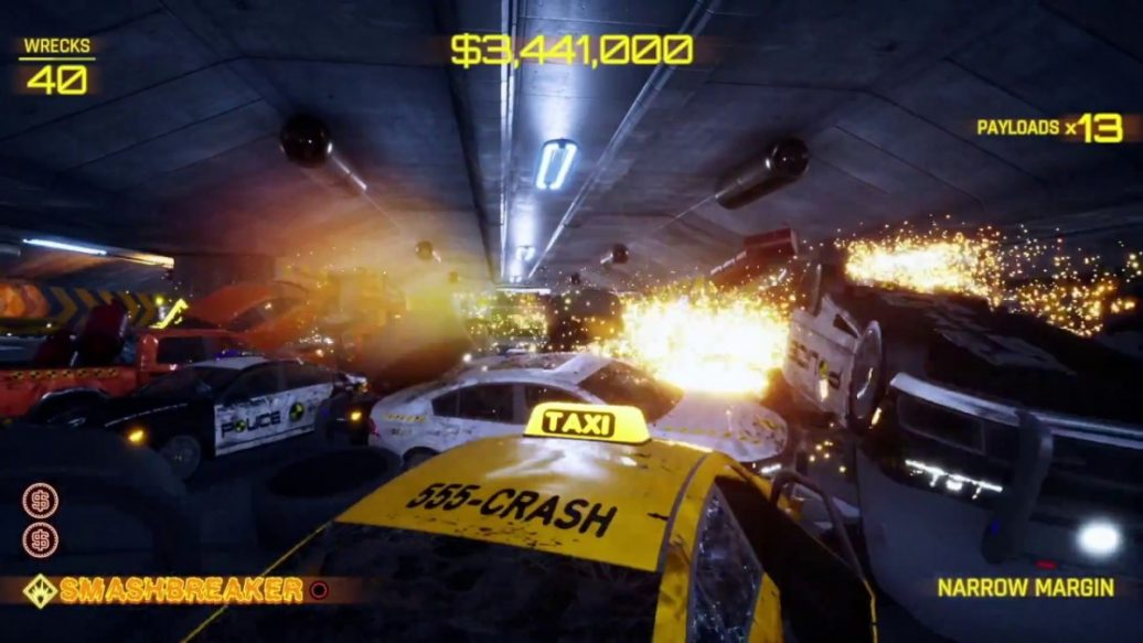 Artistry in Games Danger-Zone-Gameplay-Trailer-1036x583 Danger Zone — Gameplay Trailer News  trailer Three Fields Entertainment Racing puzzle PC IGN games Danger Zone Action #ps4