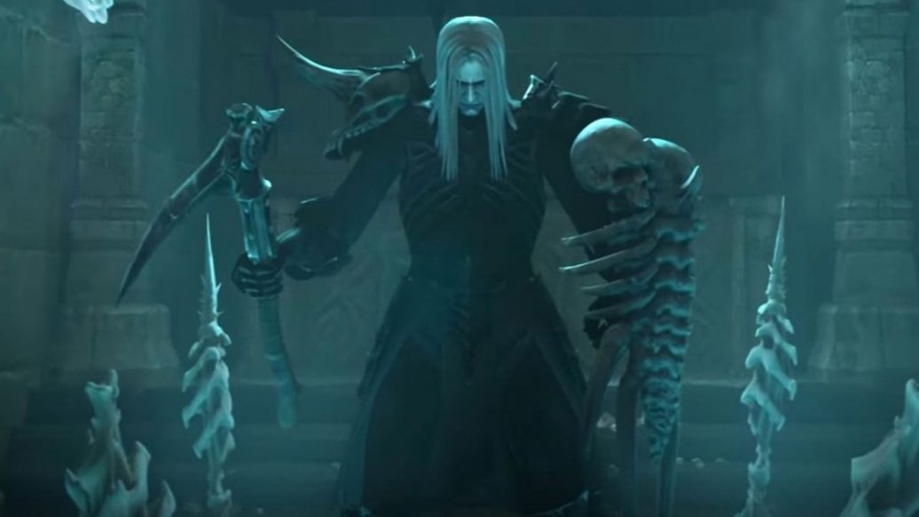 Diablo  Necromancer Boss Build