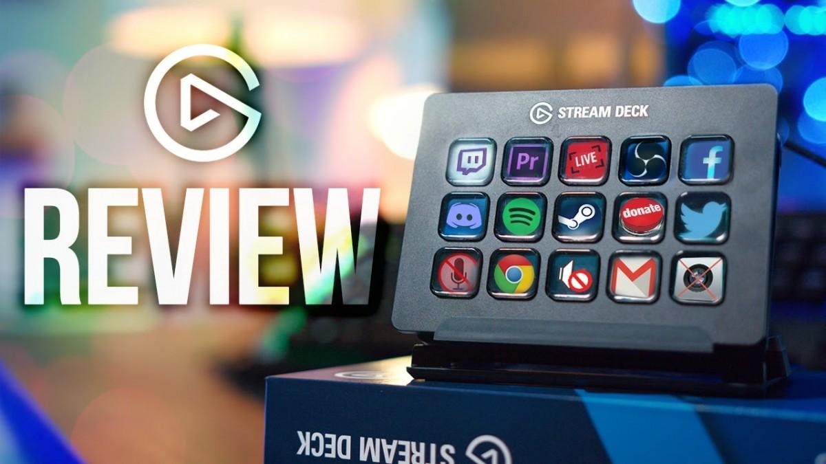 Elgato Stream Deck Full Review! | Artistry in Games
