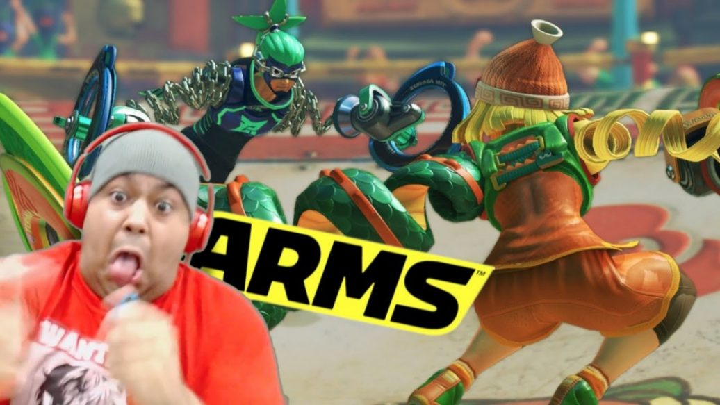Artistry in Games I-GUESS-YALL-CAN-SAY-MY-ARMS-ARE-TIRED...-NO..-Ill-STOP.-1036x583 I GUESS Y'ALL CAN SAY MY [ARMS] ARE TIRED!!... NO?.. I'll STOP. News  switch Online multiplayer minmin lol lmao hilarious HD Gameplay funny moments dashiexp dashiegames Arms
