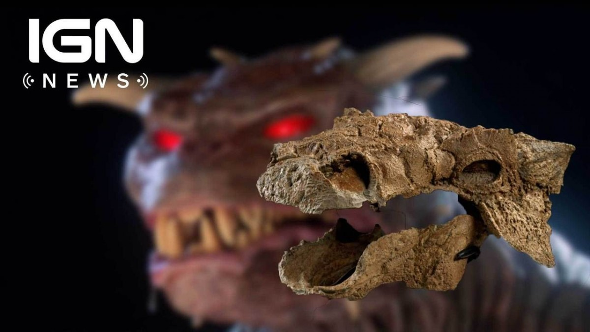 Scientists Name Newly Discovered Dinosaur Species After Ghostbusters Villain – IGN News ...