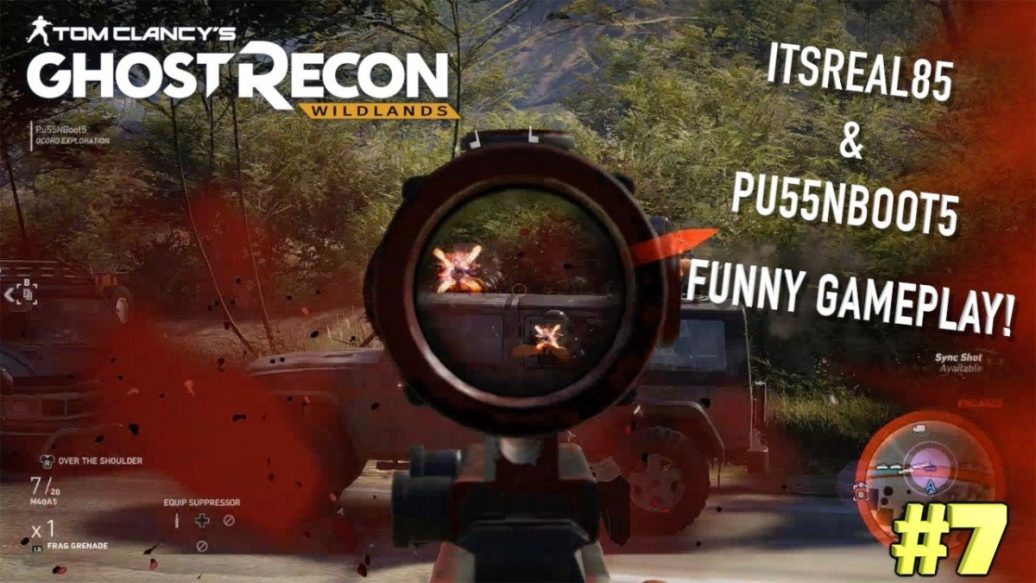 Artistry in Games THEY-DONT-WANT-BEEF-FUNNY-GHOST-RECON-WILDLANDS-GAMEPLAY-ITSREAL85-PU55NBOOT5-1036x583 THEY DON'T WANT BEEF!! ( FUNNY GHOST RECON, WILDLANDS GAMEPLAY) ITSREAL85 & PU55NBOOT5 News  lets play walkthrough itsreal85 itsreal85 pu55nboot5 funny gameplay hilarious comedy gaming lets play GHOST RECON: WILDLANDS Gameplay ghost recon funny gameplay